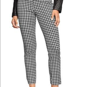 ⭐️2 for $25⭐️BNWOT Old Navy Houndstooth crop pant